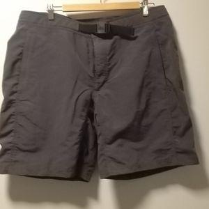 Men's North Face hiking shorts sz 38